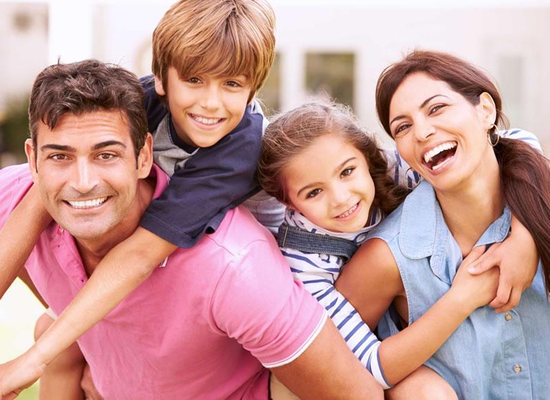 Seguro protección familiar y cobertura de fallecimiento